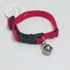 Collar Riata  Cascabel Rojo