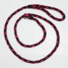 Correa-Collar Ahogo No. 8 Rojo-Negro