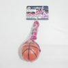 Pelota Basketball Suberdurable con correa Mediana